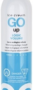 LOGIC VOLUME-VOLUMIZING ECOLOGIC LACQUER